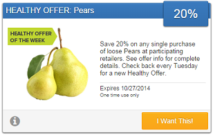 Save on Pears