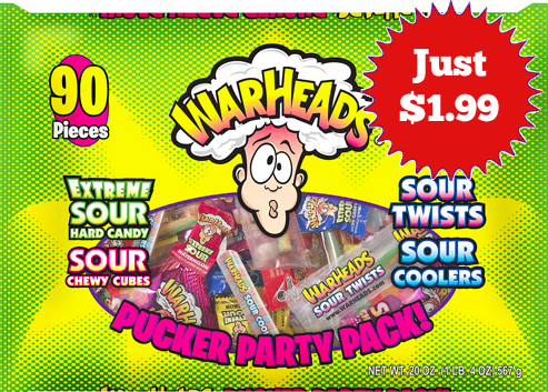 Warhead Candy Coupons to Print