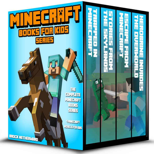 Free Minecraft Books for Kids
