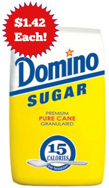 Domino Sugar Coupon