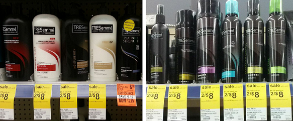 Tresemme Monthly Sale