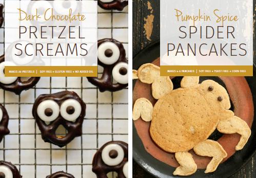 Vegan Halloween Recipes to make
