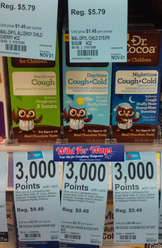 Dr. Cocoa Chocolate Flavored Cold Medicine for Your Kids!
