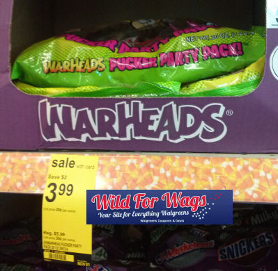 Warheads As Low As $3.99!