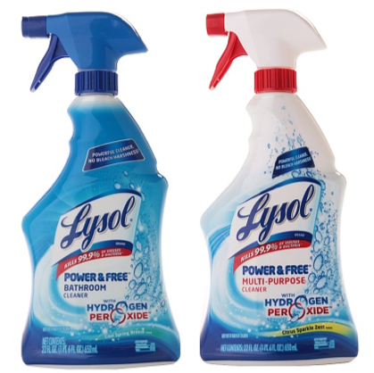 Lysol Power Spray