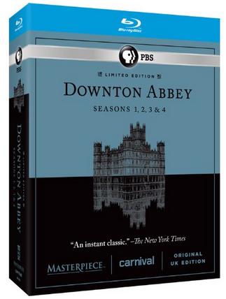 Downton Abbey Blu-ray