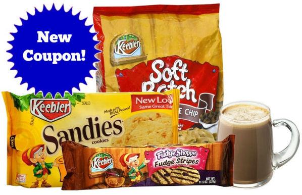 New Keebler & Hot Chocolate Coupon!