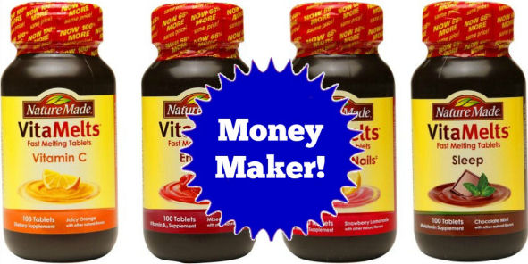 Get Ready for Upcoming Money Maker on Nature Made!