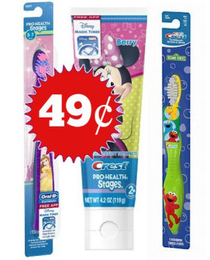 oral b red1-5w
