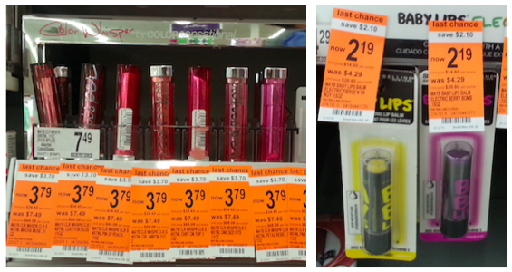 Clearance Maybelline