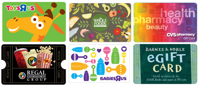 Gift Cards Groupon