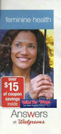 feminine health booklet