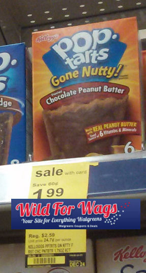 New Kellogg's Pop-Tarts Coupon & Sale!
