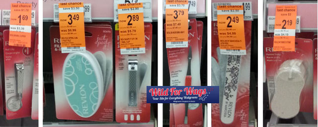 Revlon Tools clearance