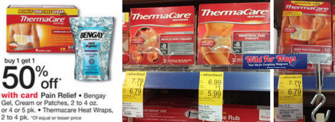 ThermaCare Patches As Low As $2.24 Per Box!
