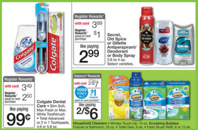 walgreens weekly ad & coupons