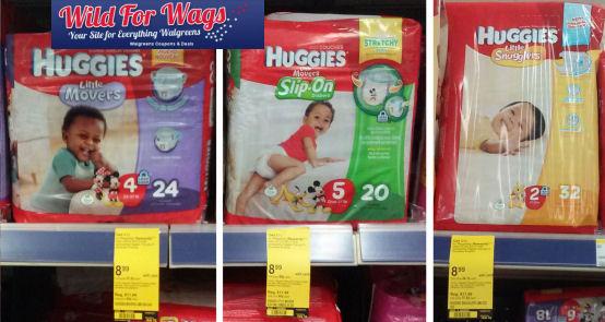 Huggies RR (2)7-6w
