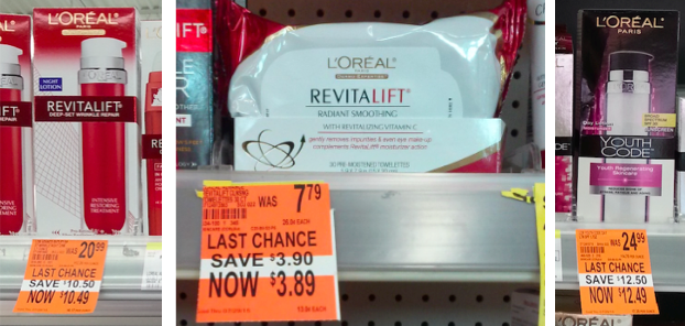 L'Oreal Clearance