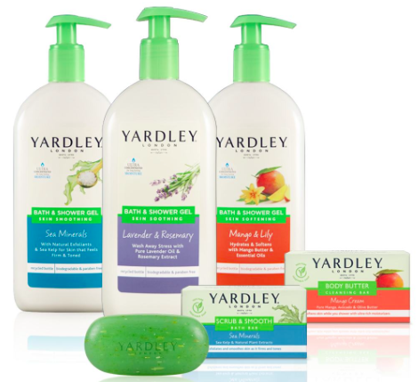 Yardley Coupons
