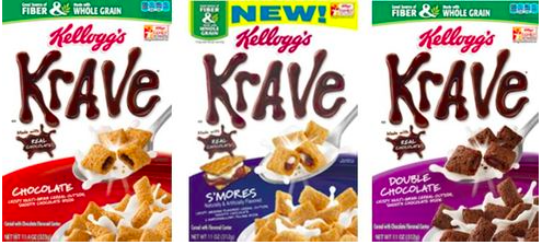Krave Cereal