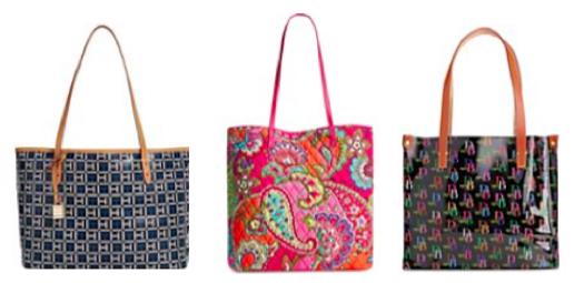 Macy's Handbag sale