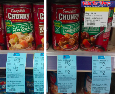 Chunky Soup Healthy Requests