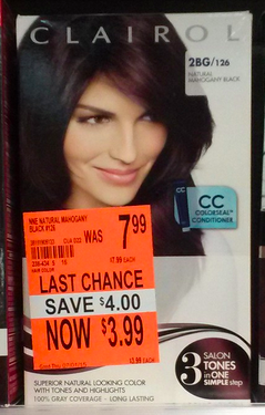 Clairol Clearance