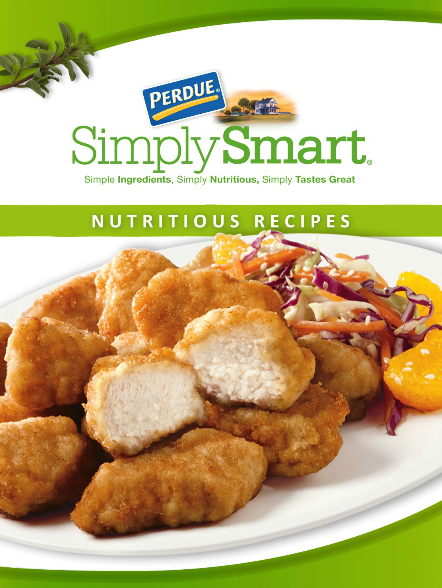 Perdue Free Recipe book