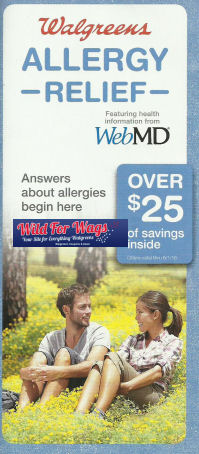 Walgreens Allergy Relief Booklet