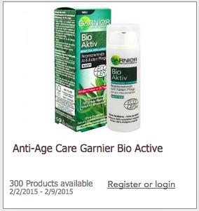 Garnier Anti-Age