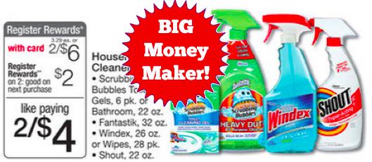 Scrubbing Bubbles Money Maker