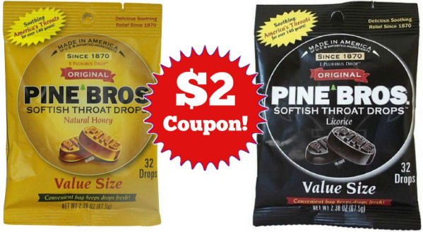 *HOT* High Value Pine Brothers...