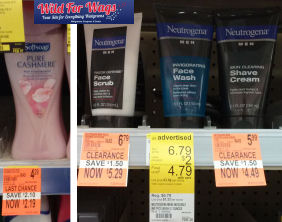 Softsoap Neutrogena Clearance