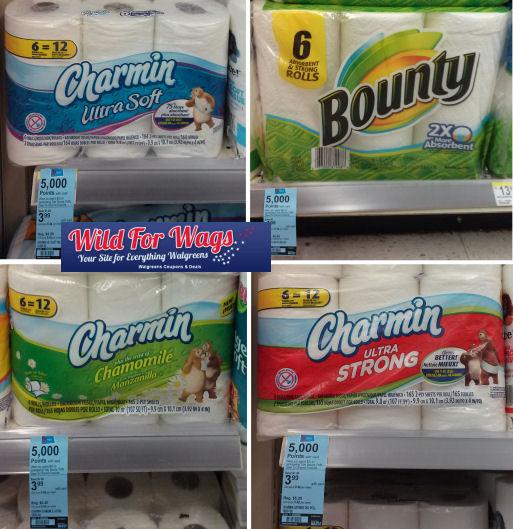 Charmin & bounty7-2w