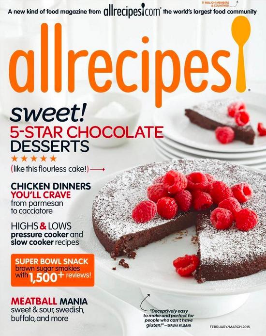 AllRecipies Magazine