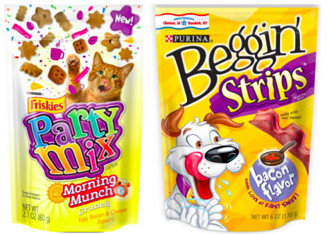 Pet Treat Coupons