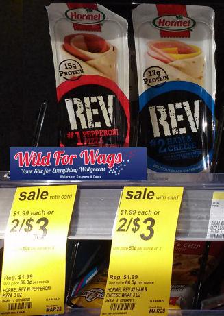 Rev Wraps Just $1 Each!
