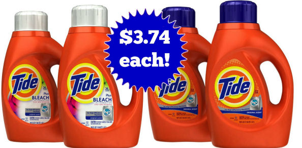 New Tide Coupon!