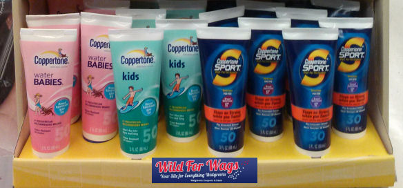 New Coppertone Coupons = Deals As Low As $1.24!