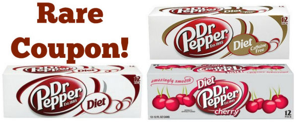 Dr pepper coupons printable