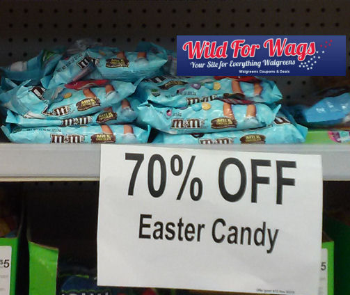 Easter M&M's Clearance deal