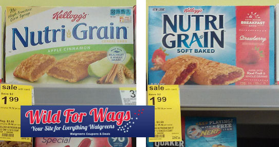 Nutri Grain Bar Deals