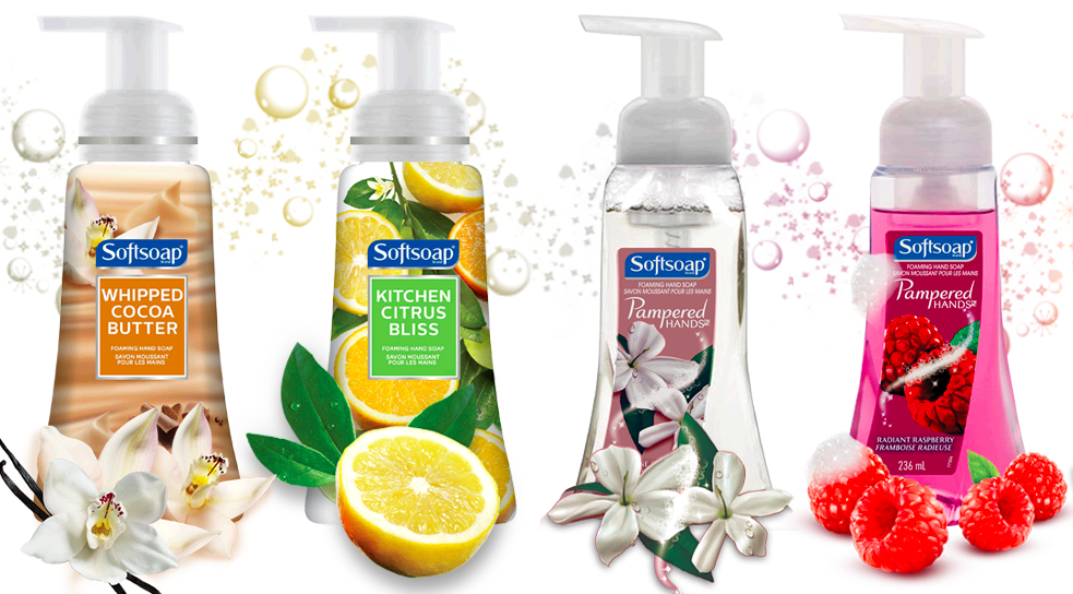 Softsoap Foaming Handsoap coupon