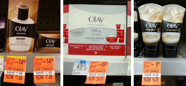 Olay Coupons