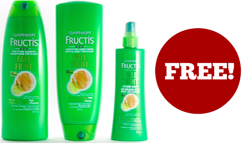 Free Garnier at Walgreens