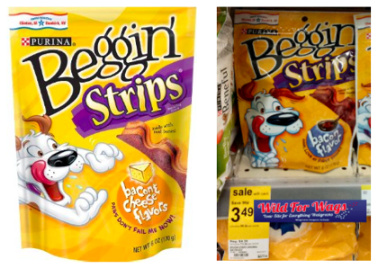Beggin' Strips coupons