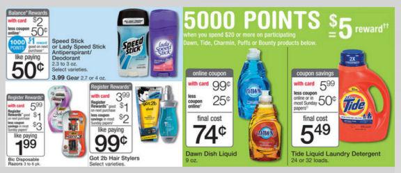 Walgreens Weekly Ad & Coupons - 5/3/15