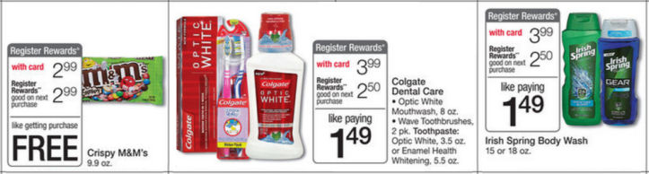 Walgreens Weekly Ad & Coupons - 4 19 15