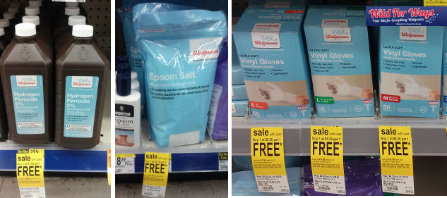 Walgreens First Aid Products As Low As 50¢!