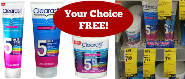 clearasil deal